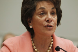 U.S. Rep. Anna Eshoo, seen in 2010, wrote a letter to the Environmental Protection Agency asking for more details about its Superfund cleanup program. Her district, in the heart of Silicon Valley, includes several Superfund sites.