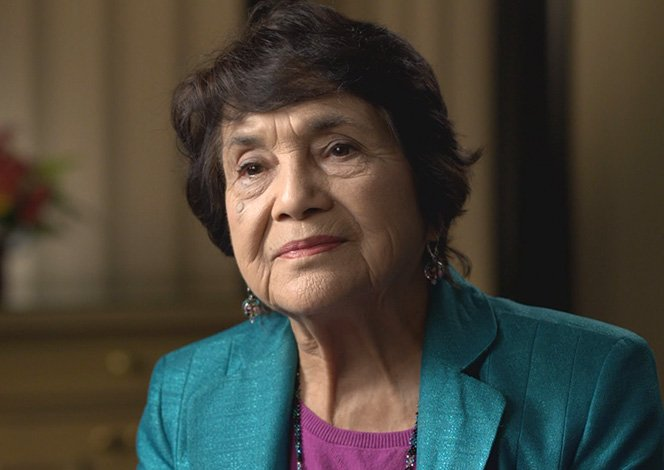 "Though the exact scope of sexual violence and harassment against agricultural workers is unknown, United Farm Workers co-founder Dolores Huerta believes that sexual harassment is ""an epidemic in the field."""