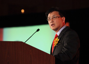 John Chiang, California's state controller until becoming state treasurer this month, would not disclose state employee leave balances by name.