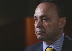 "U.S. Rep. Luis V. Gutierrez, D-Ill., said an overhaul in immigration laws could help ""stop the daily routine rape of women in the workplace."" Meanwhile, some who support new immigration laws doubt that they would deter sexual harassment."