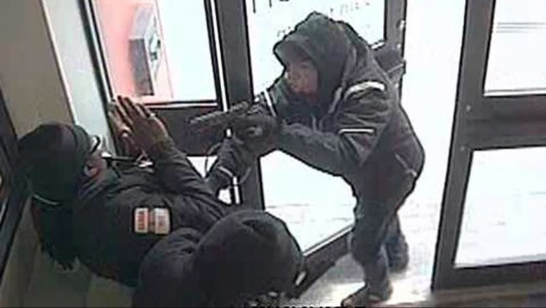 FBI bank robbery data shows armed guards increase risk of
