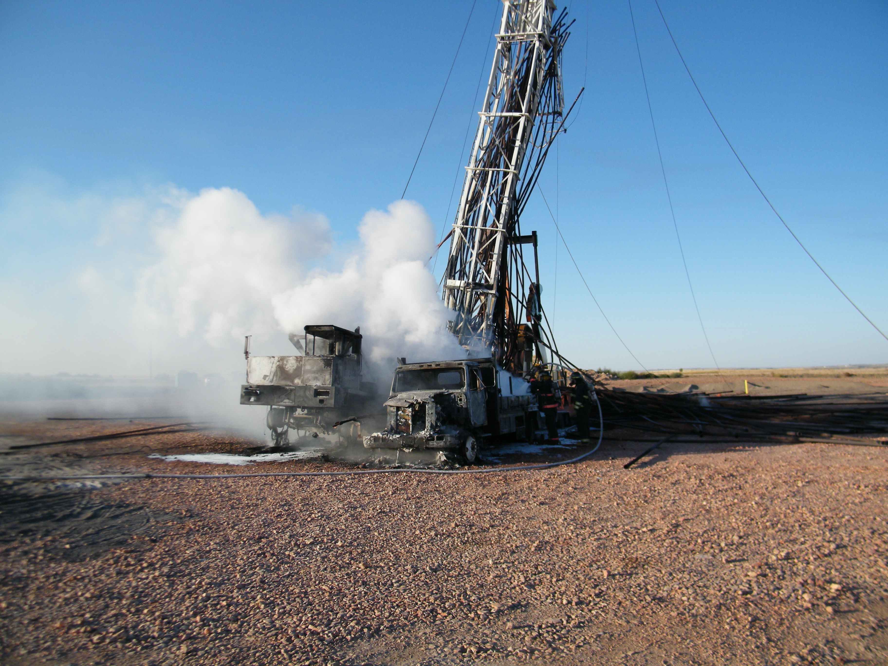 Spate Of Oil Field Deaths Prompts New Study Of Workplace