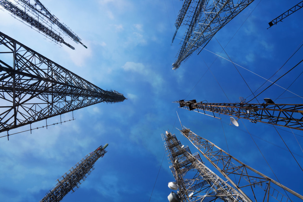 Digital Receiver Technology's cell-site simulators operate as fake cellphone towers, forcing all phones in their range to use their signal to transmit information. As the information passes through the device, it simultaneously breaks the encryption on voice and data transmissions of dozens of phones.