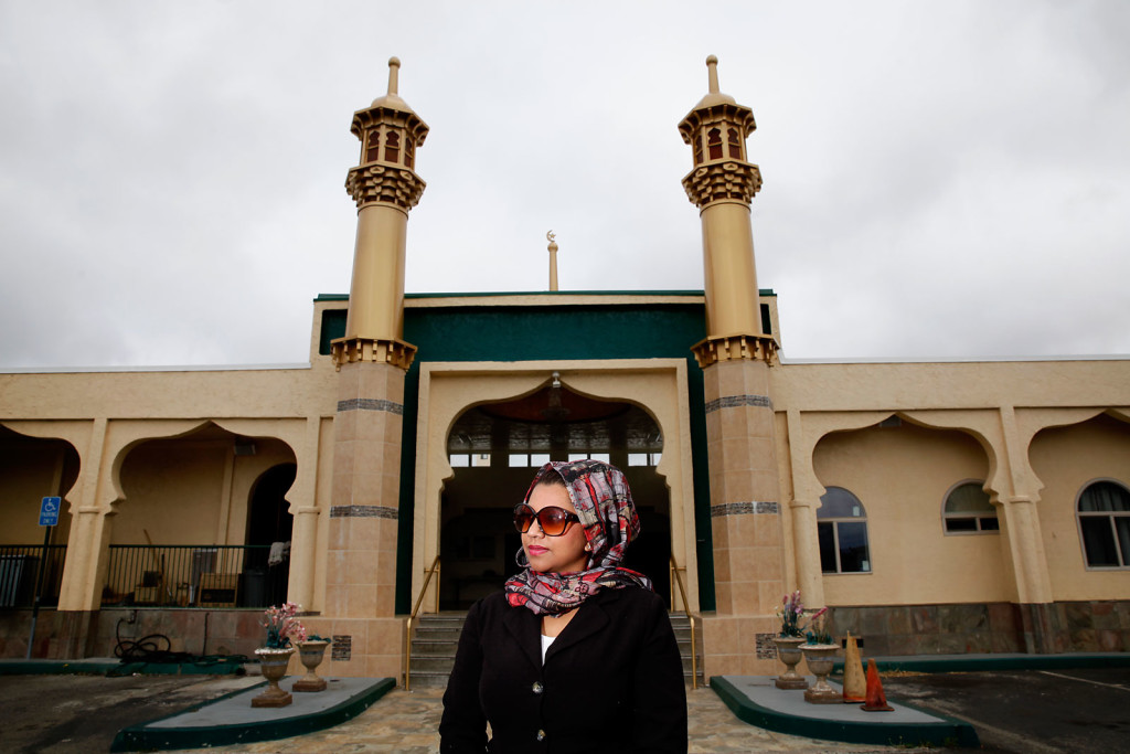 "Nazrana Nisha, a Sufi, was ousted from Fiji Jamaat-ul Islam of America, a South San Francisco mosque. She says intolerance among Muslims in some sects is a problem. ""They don't understand that we have different paths to God,"" she said."