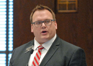 North Dakota state Rep. Joshua Boschee and another state lawmaker, who are planning to introduceanti-indemnification legislation in 2017, said they will consult with advocates and legislators who successfully passed similar laws in other oil-producing states.