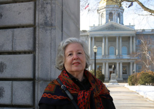 Linda Blumkin, the mother of a former Lakeview NeuroRehabilitation Center patient, pleaded with New Hampshire regulators to look into her daughter's treatment at the facility. It took Blumkin three years to find an alternative facility in her home state, New York.