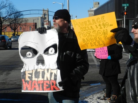 In Flint Mi Theres So Much Lead In >> Do Not Drink The Water Crisis In Flint Michigan Reveal
