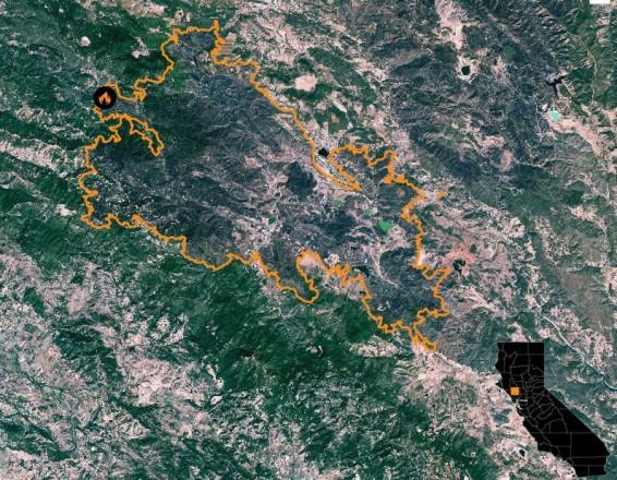 How we used satellite data to track California wildfires ... Satellite Maps Of California Drought on california groundwater, california mountain ranges, california reservoirs, eritrea map satellite, california water wars, california fault lines, pacific coast satellite, california wildfires current, california farms, new york city satellite, california fires, california from space, cebu map satellite, bp oil spill satellite, california legoland water park, california rain, florida satellite, california giant garter snake, wildfire smoke satellite, great lakes satellite,
