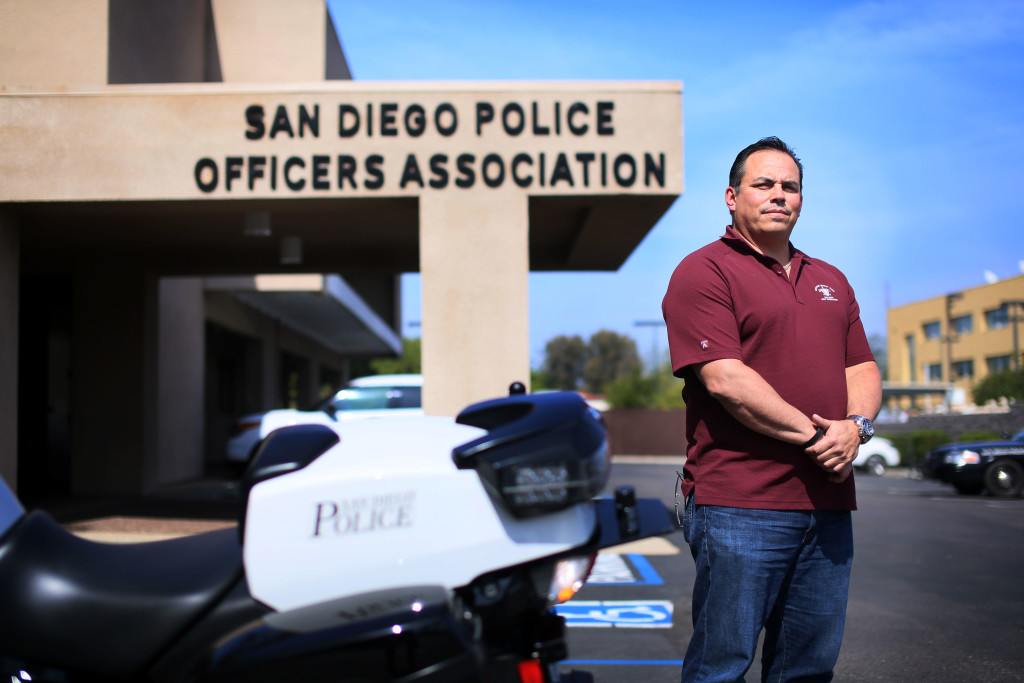 Jack Schaeffer, a San Diego police detective and vice president of the local police union, says he routinely reviews CalGang for information on suspects. He says the availability of information varies by department.