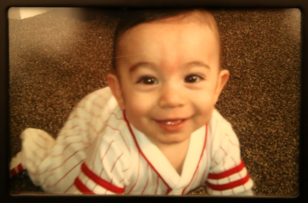 On Feb. 22, 2012, Juan Cardenas got a call from his girlfriend with disturbing news: Their 1-year-old son, Carlos, was missing at his Indianapolis church day care.Credit: Courtesy of Juan Cardenas