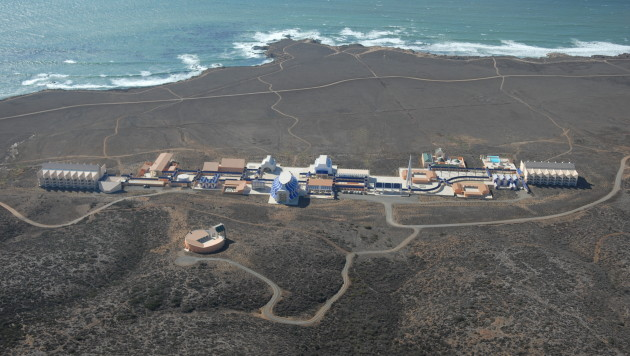 """Mogens Amdi Petersen is reportedly hiding out at the Teachers Group's luxurious 494-acre compound on the coast of Baja California, 115 miles south of the U.S. border. It's called Las Pulgas, or """"The Fleas."""""""