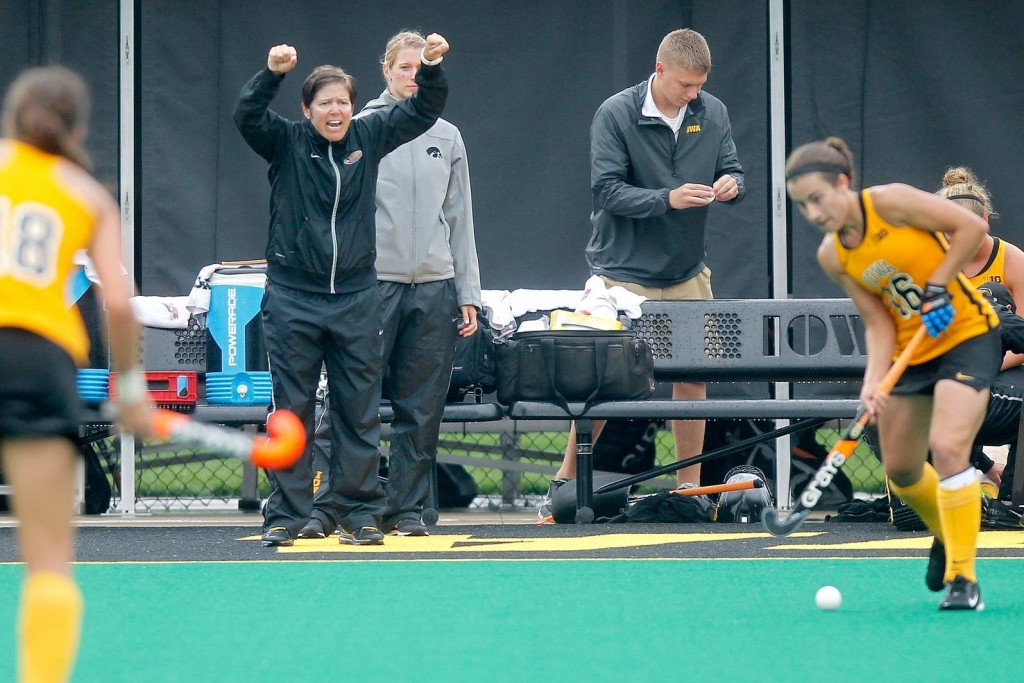 "After field hockey head coach Tracey Griesbaum was accused of verbally abusing players, the University of Iowa launched an investigation that uncovered ""insufficient evidence ... to substantiate a violation of university policy."" She was fired without cause three days later."