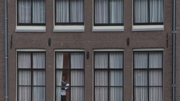 Youporn Dina Naked Man Hotel Window