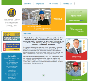 ILM Group website