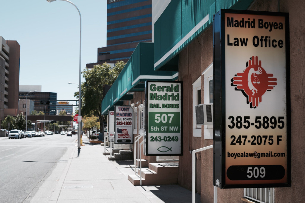 The Madrid family is a bail bond institution in Albuquerque, New Mexico, as they've been in business for generations and own several bail bond companies in the area.