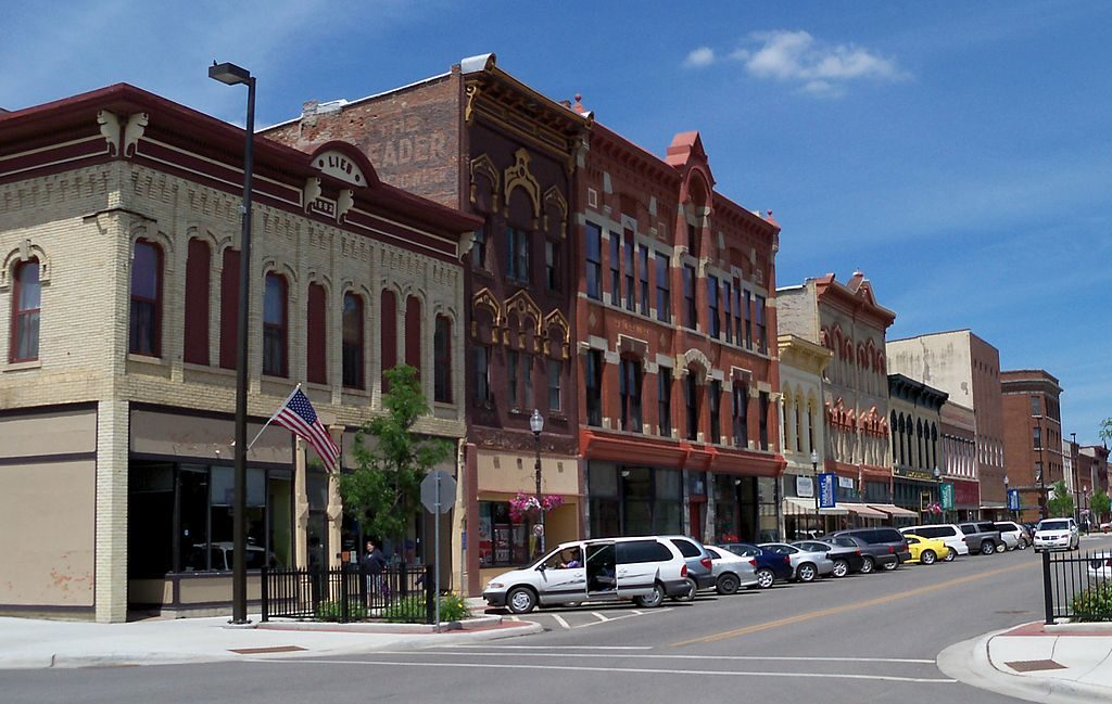 Faribault, Minn., has a population of just over 23,000 people.
