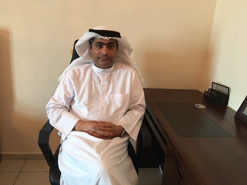 Emirati human rights activist Ahmed Mansoor.