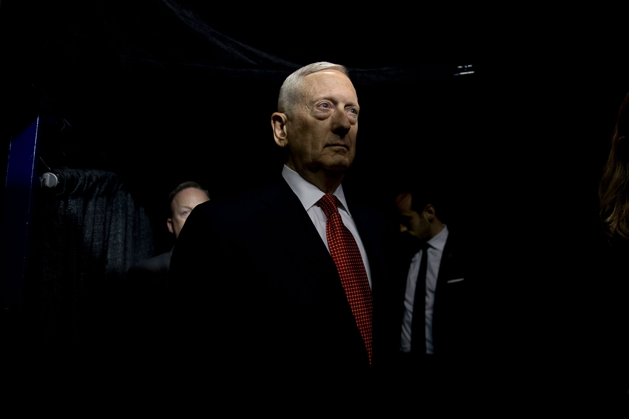 Did defense secretary nominee James Mattis commit war crimes in Iraq?