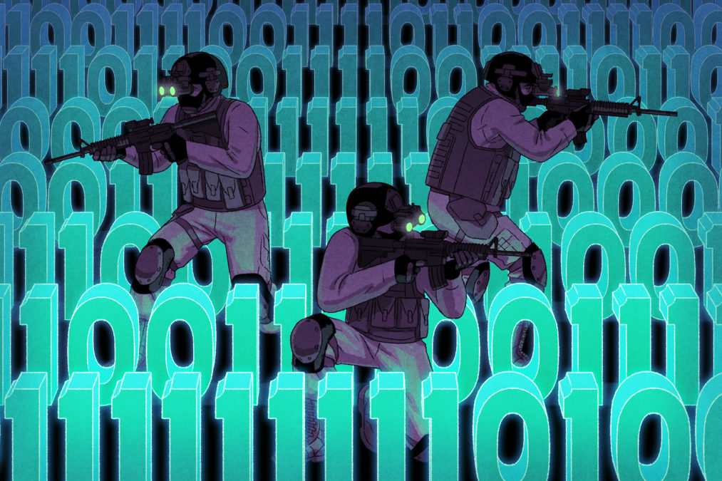 When does a cyberattack mean war Experts