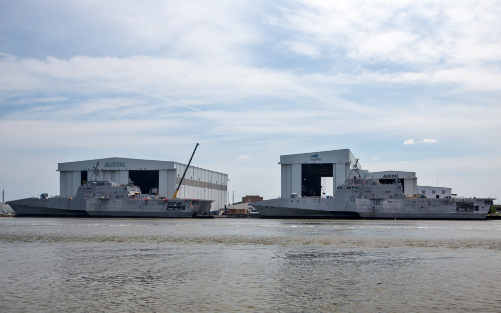 At least 53 workers at the Austal USA shipyard in Mobile, Alabama, have been injured by a miller, losing fingers and suffering deep gashes on their faces, necks and arms, according to injury logs from January 2011 to early March 2015.