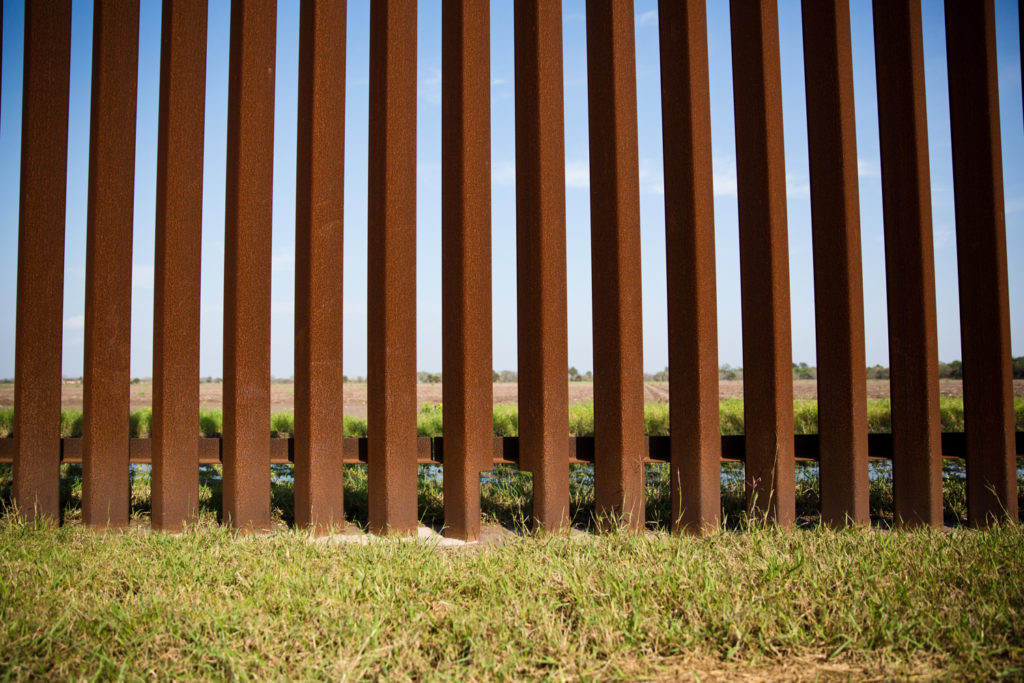 A small opening at the base of the border fence in Brownsville is meant to let small, endangered wild cats like the ocelot through. The Òcat holes,Ó which are the size of a piece of printer paper, appear every 500 feet or so.