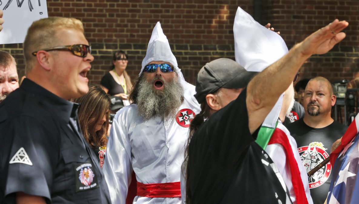 The Hate Report: The KKK is packing up its hoods | Reveal