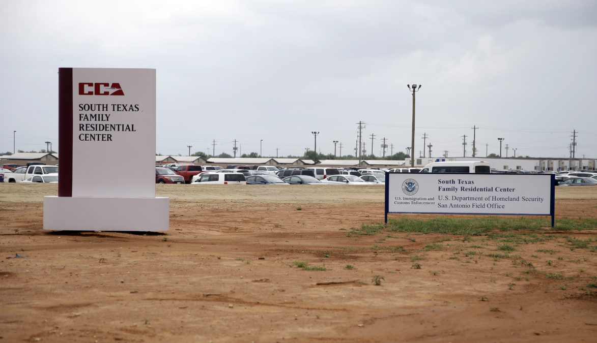 Child died after release from 'unsanitary' immigrant lockup