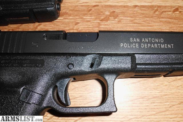 Police guns are turning up in crimes, but ATF can't talk