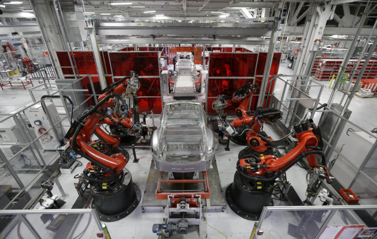 Tesla Fired Safety Official For Reporting Unsafe Conditions Lawsuit
