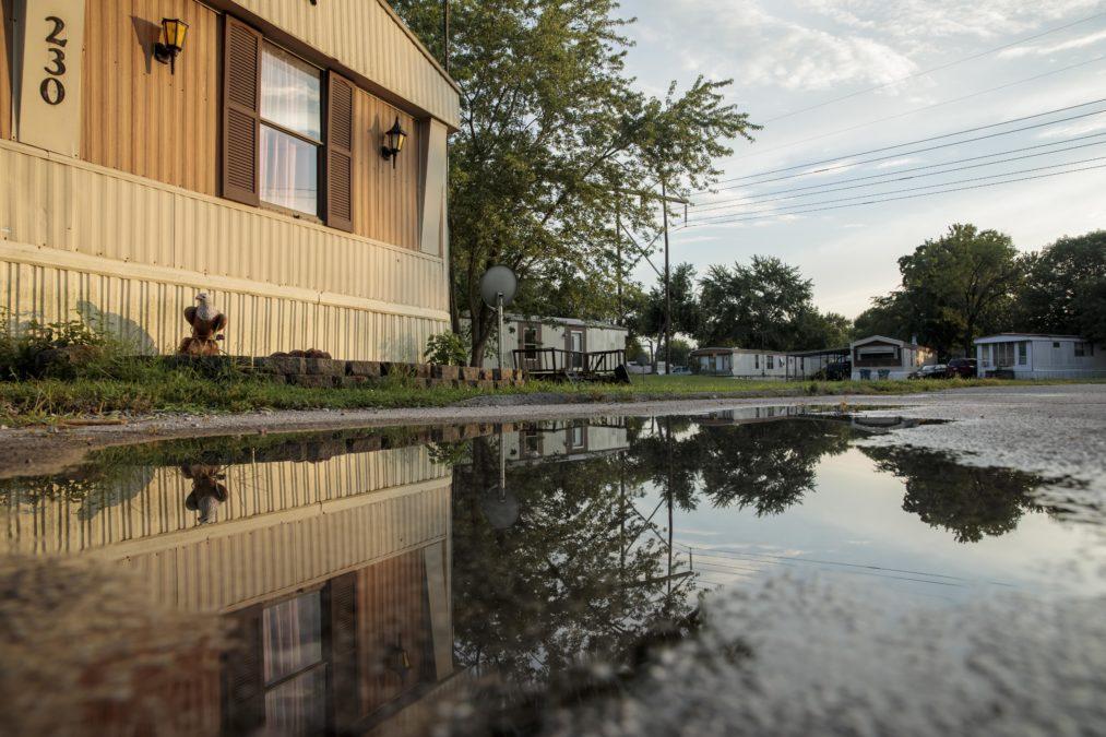 Flood Thy Neighbor Who stays dry