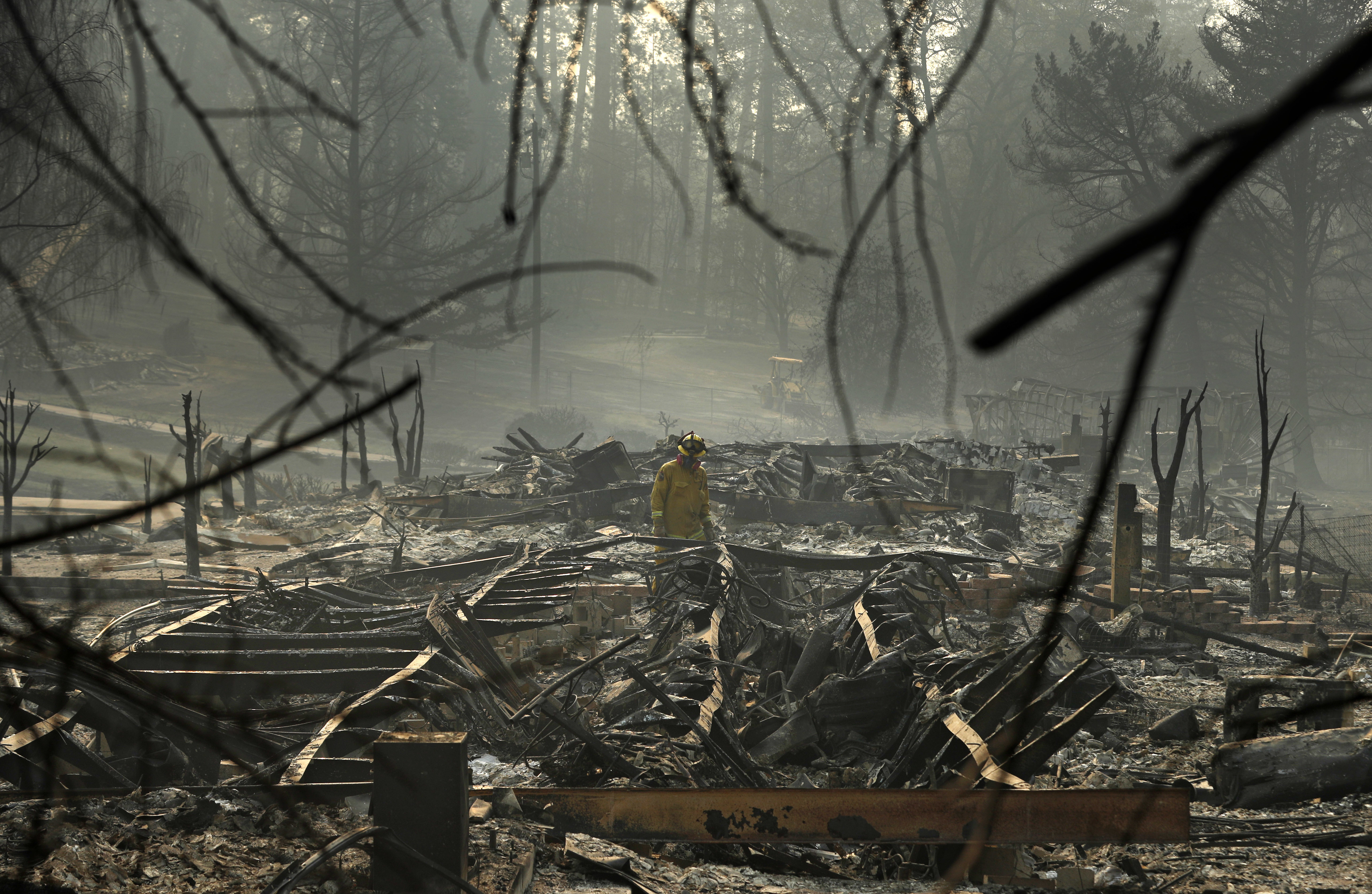 The smoke's gone, but hearts and lungs still may be in danger months