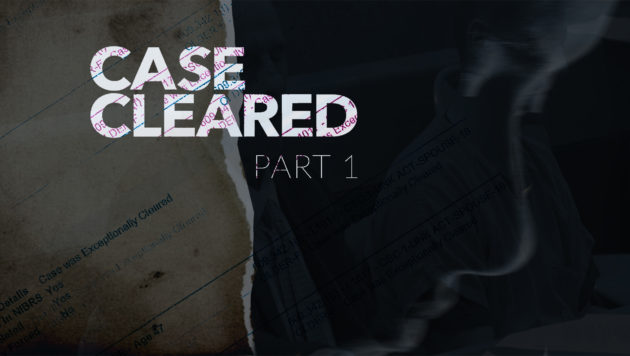 Case Cleared Part 1 Reveal