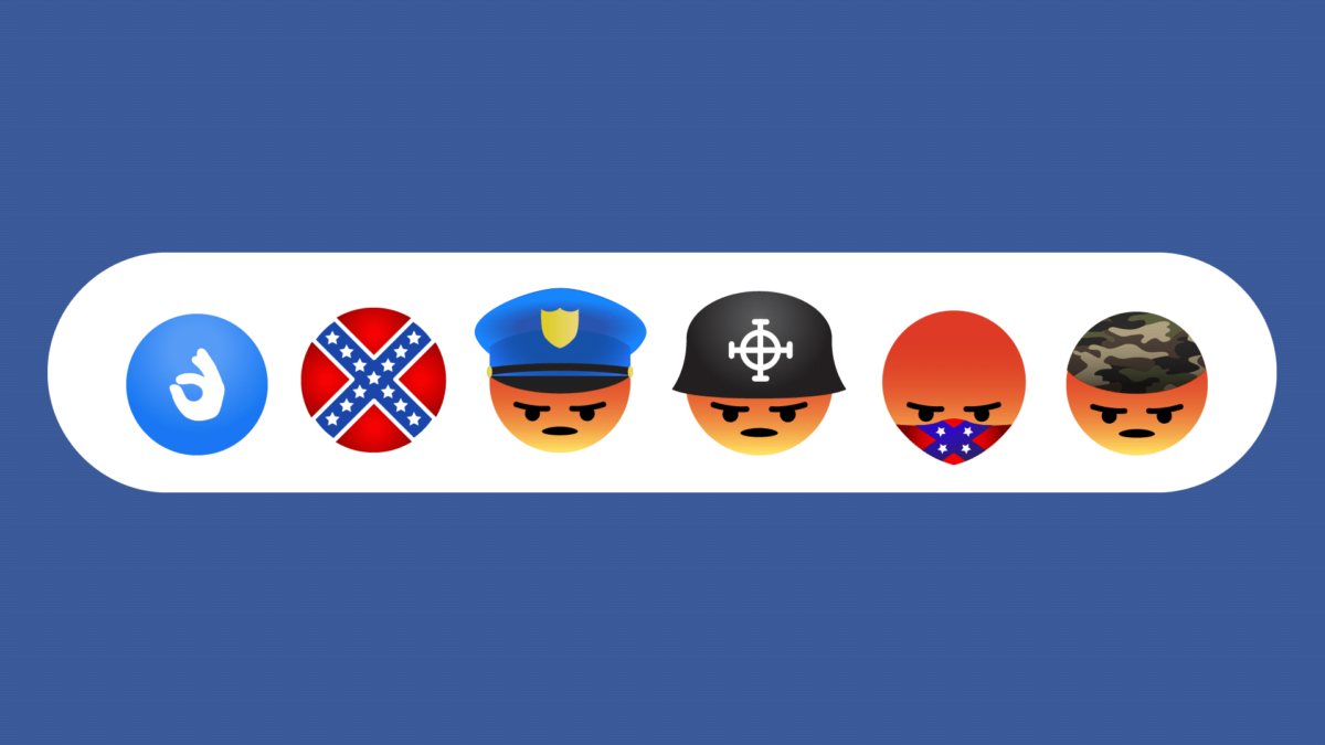 Inside hate groups on Facebook, police officers trade racist memes