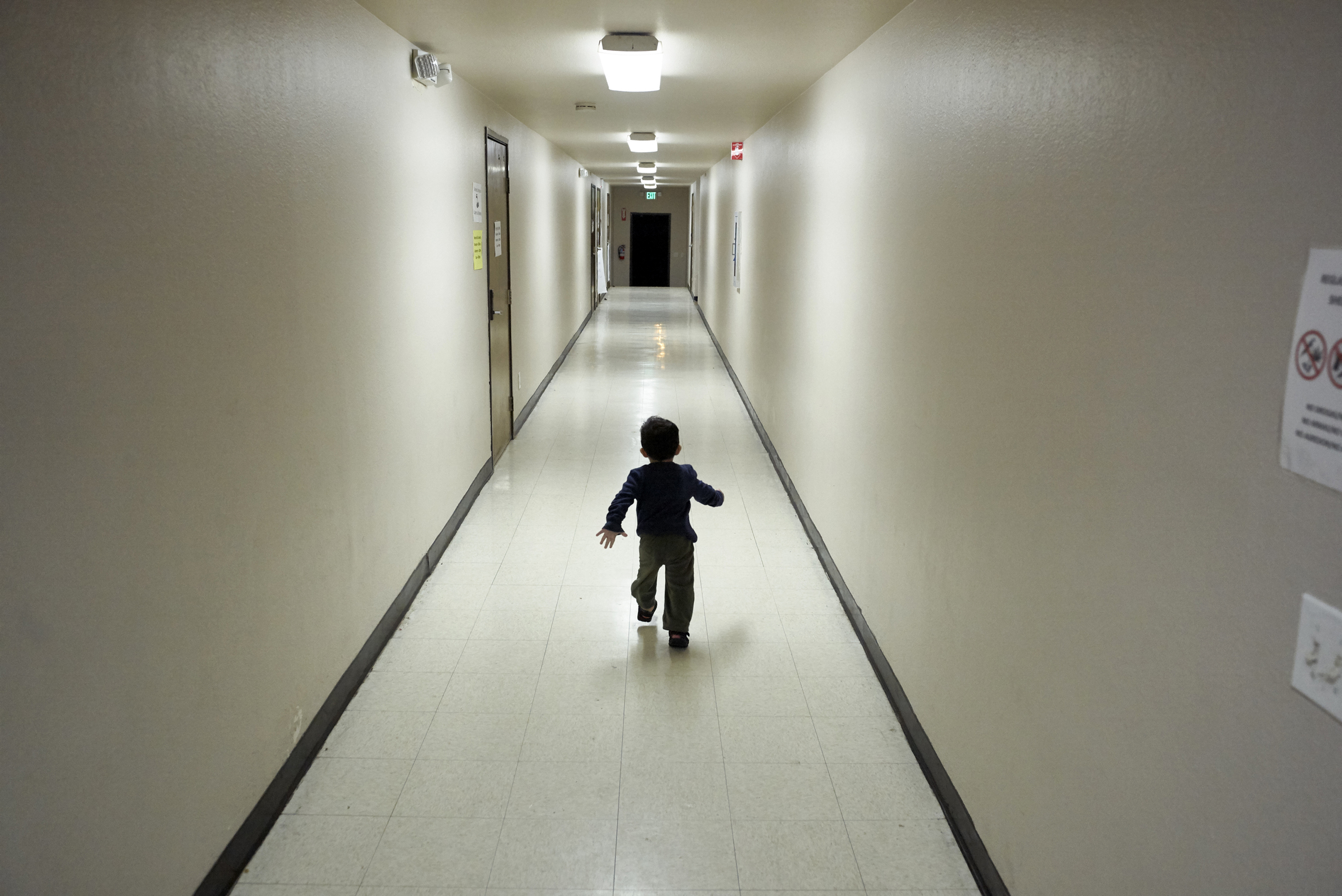 The Us Is Quietly Opening Shelters For Babies And Young Kids One