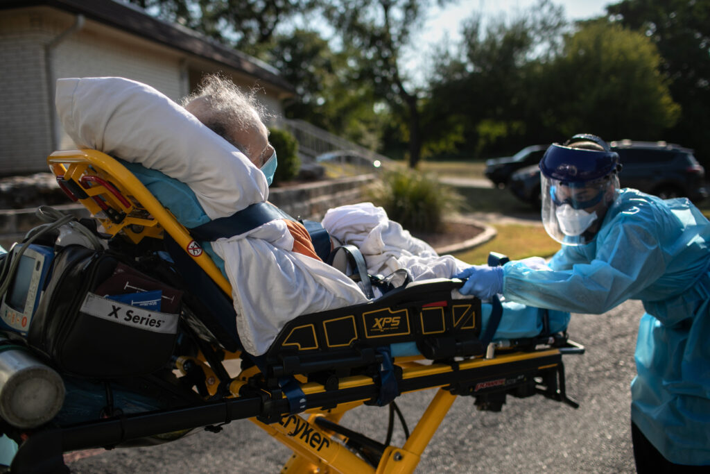 Poor infection controls deadlier at nursing homes during pandemic